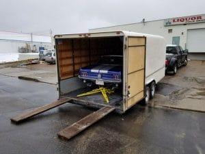 car transport services Edmonton