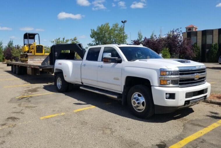 Hotshot truck and driver Calgary Alberta